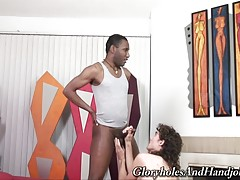 I had a hefty brew of black jizz in the chamber all ready for him since he had been such a good little boy.